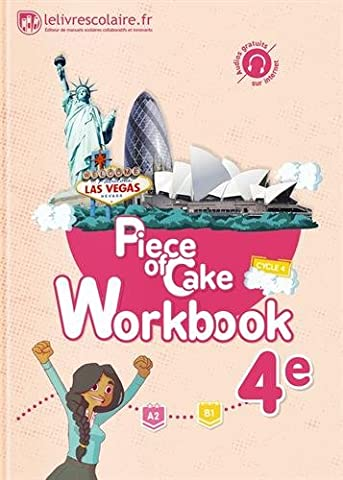 Piece of Cake 4e A2-B1 : Workbook