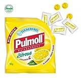 Pulmoll Halsbonbons Zitrone zuckerfrei Menge:90g