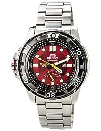 Reloj Orient M-force El06001h Hombre Rojo