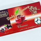 CONFETTI BURATTI FRUY GOO frutta ciliegia bianchi cioccolato fondente confettata da 1KG
