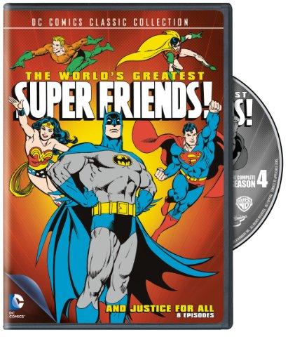 World's Greatest Super Friends: Season 4 / (Full) [DVD] [Region 1] [NTSC]...