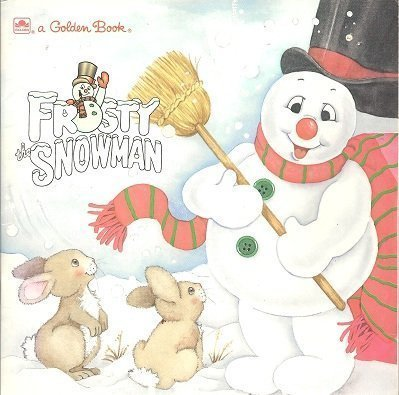 frosty-the-snowman-a-golden-super-shape-book-by-carol-north-1990-06-01