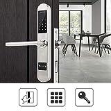 Cerradura de puerta inteligente, teclado...