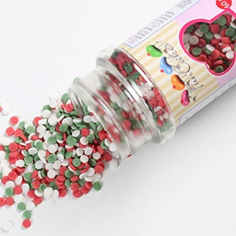 FunCakes Streusel Mini-Confetti Christmas 60g