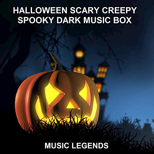 Halloween Scary Creepy Spooky Dark Music Box (Scary Halloween Boxen)