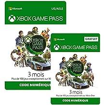 Abonnement Xbox Game Pass 3 mois + 3 mois GRATUIT   Xbox Live - Code jeu à télécharger