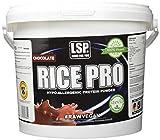 LSP Sports Nutrition Rice Pro, Schokolade, 1er Pack (1x 4 kg)
