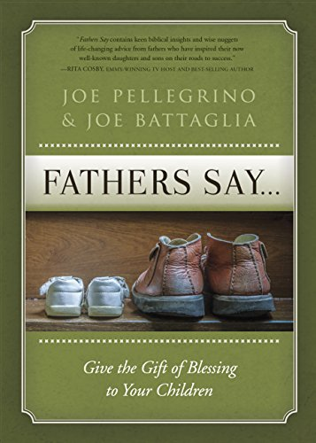 fathers-say-give-the-gift-of-blessing-to-your-children-english-edition