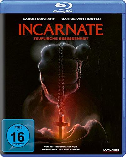 Incarnate - Teuflische Besessenheit [Blu-ray]