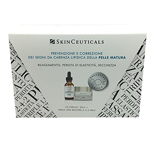 SkinCeuticals CE Ferulic 30 ml + Triple Lipid Restore 2:4:2 48 ml°