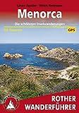 Menorca: Die schönsten Inselwanderungen – 35 Touren (Rother Wanderführer) (German Edition)