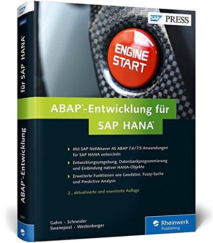 ABAP-Entwicklung für SAP HANA