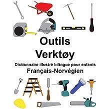 Français-Norvégien Outils/VerktøyDictionnaire illustré bilingue pour enfants (FreeBilingualBooks.com)