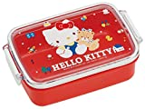 SKATER Sanrio Hello Kitty Lunch Box 450ml 80's from Japan