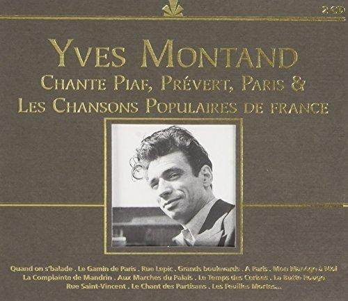 Chante Piaf,Prevert,Paris & les Chansons Populai