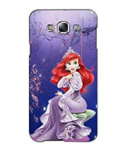 instyler BACK COVER CASE FOR SAMSUNG GALAXY J5