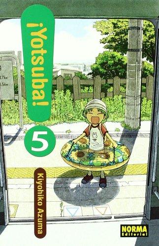Yotsuba! 5 por Kiyohiko Azuma