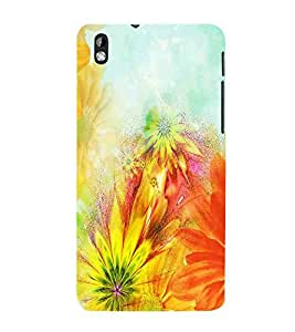 For HTC Desire 816 :: HTC Desire 816 Dual Sim :: HTC Desire 816G Dual Sim flowers Printed Cell Phone Cases, beautiful Mobile Phone Cases ( Cell Phone Accessories ), pattern Designer Art Pouch Pouches Covers, rainbow Customized Cases & Covers, rose Smart Phone Covers , Phone Back Case Covers By Cover Dunia