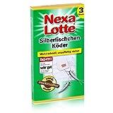 Nexa Lotte Silberfischchen-Köder - 3 Stück