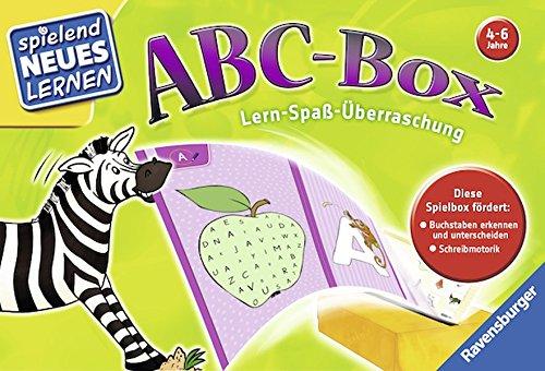 ABC-Box: Lern-Spaß-Überraschung (Spielend Neues Lernen)
