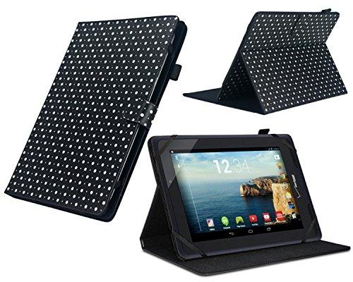 Navitech - Custodia con Rotazione a 360°, per Tablet Azpen A746 7