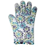 Skywalk Heat Resistant Silicone Gloves for Barbeque and Cooking (Assorted Design)