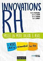 Innovations RH - Passer en mode digital et agile de Michel Barabel