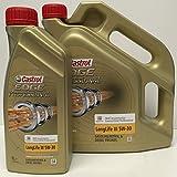 CASTROL EDGE Professional Motoröl Öl TITANIUM FST LongLife III 5W-30 - 5 Liter