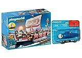 Outletdelocio.. Playmobil 5390. Barco Galera Romana con Motor...