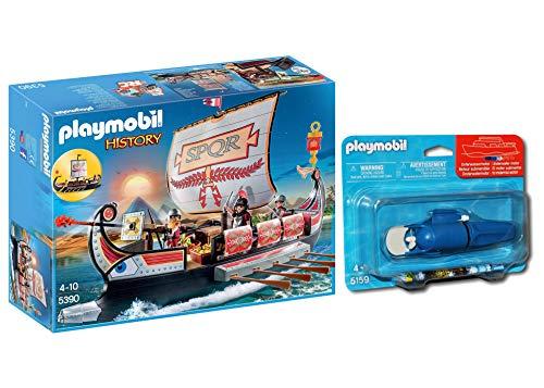 Outletdelocio.. Playmobil 5390. Barco Galera Romana