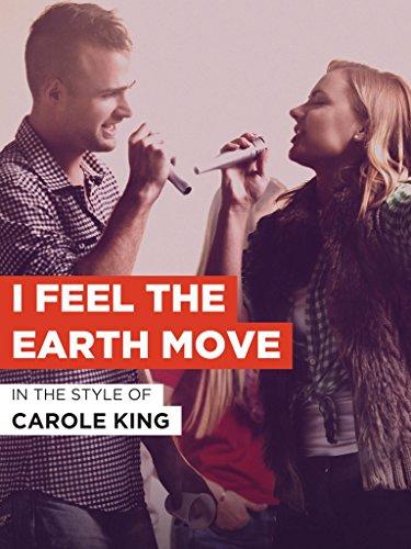 I Feel The Earth Move im Stil von