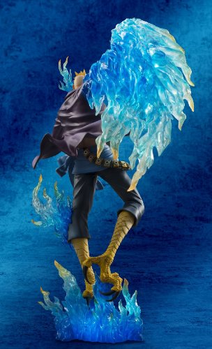 Megahouse One Piece Portrait of Pirates: Marco The Phoenix Excellent Model MAS PVC Figure 7