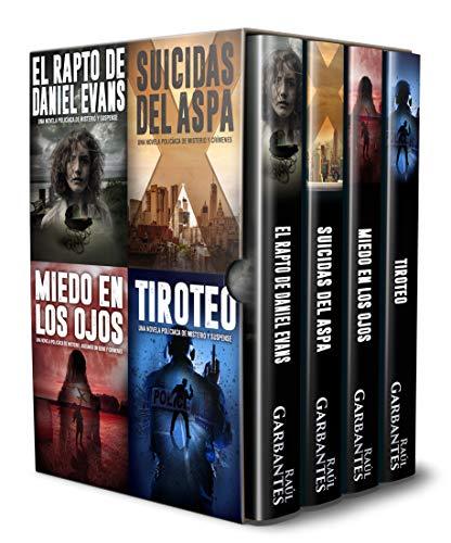 Colección Novela Negra: Novelas en español policíacas y de misterio por Raúl Garbantes