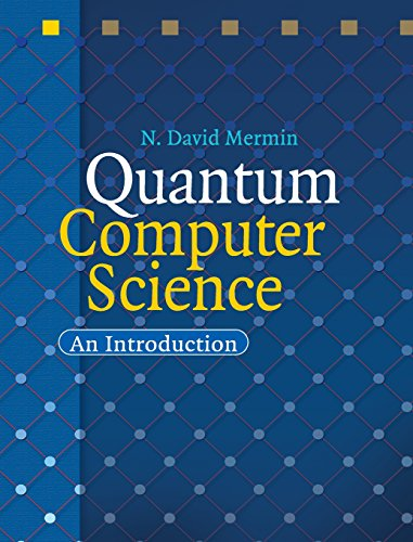 Quantum Computer Science Hardback: An Introduction