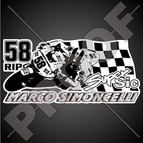 Marco Simoncelli 58Rip 6