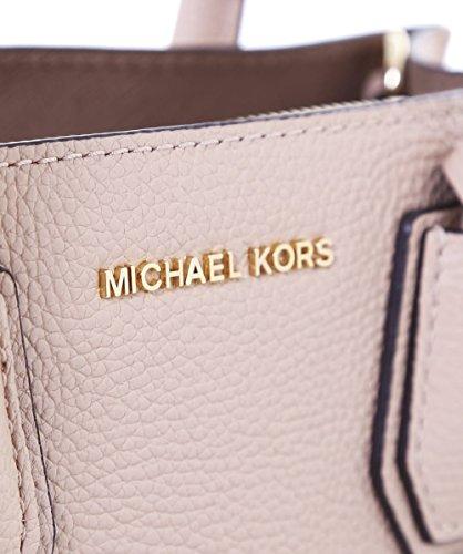 MICHAEL Michael Kors Femmes Sac à bandoulière moyen Mercer Huître Huître