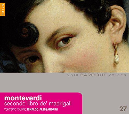 Second Livre De Madrigaux