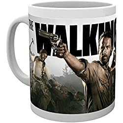 GB eye LTD, The Walking Dead, Banner, Taza