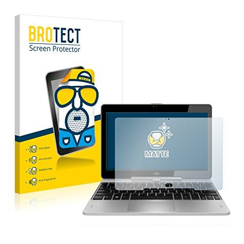 2x BROTECT Displayschutzfolie für HP EliteBook Revolve 810 Schutzfolie - Entspiegelt, Anti-Fingerprint