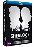 Sherlock (limited edition) [Blu-ray] [IT Import]