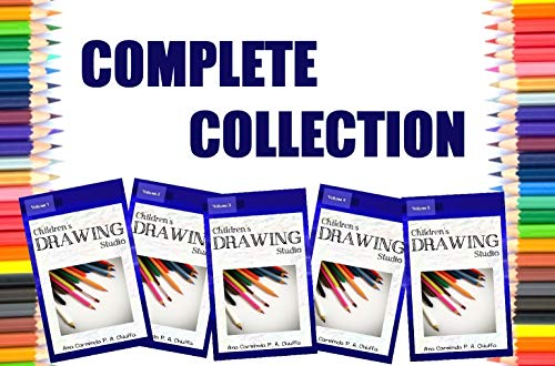 Complete Collection - Children's Drawing Studio (English Edition)