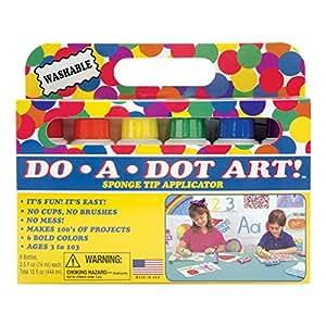 Do A Dot Art Marker Rainbow, 6-pack