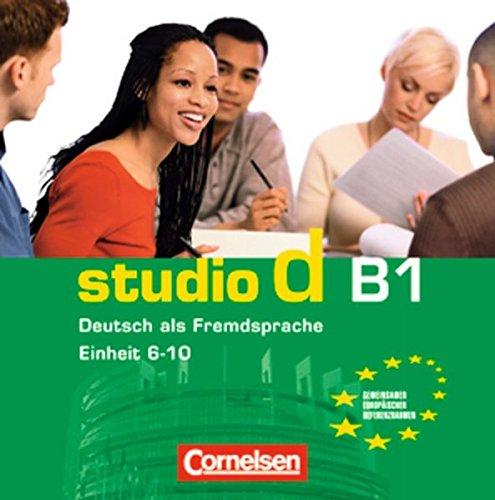 Studio d in Teilbanden: CD B1 (1) (Einheit 6-10) por Stefan Rahmstorf