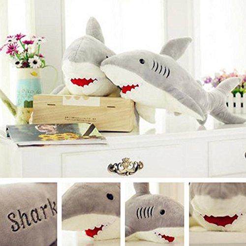 Inovey Bebé Niños En Forma De Tiburón De Peluche