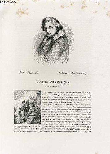Biographie de Joseph Craesbeke (1608-166...