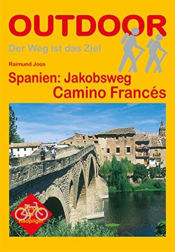 Buchseite und Rezensionen zu 'Spanien: Jakobsweg Camino Francés (Der Weg ist das Ziel 23)' von Raimund Joos