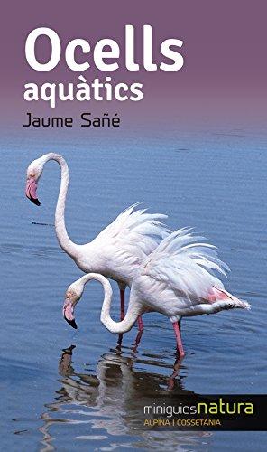 Aquesta guia introdueix el lector en l'apassionant món dels ocells aquàtics. És una eina per conèixer els ocells que viuen en aiguamolls, maresmes, rius i estanys, així com els que trobarem prop de la costa o fins i tot en alta mar.