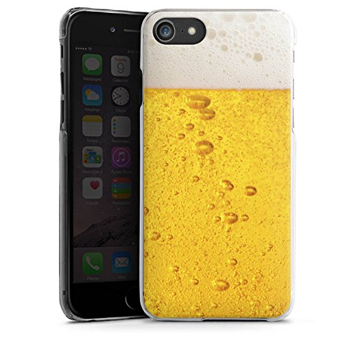 Apple iPhone 5c Silikon Hülle Case Schutzhülle Bier Design Oktoberfest Hard Case transparent