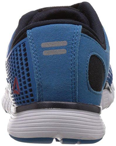 Reebok ZQuick TR Herren Fitness Schuhe, Blau Blau