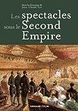 Les spectacles sous le Second Empire